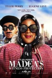 Madea's Witness Protection movie poster [Tyler Perry & Eugene Levy]