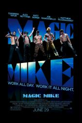 Magic Mike movie poster [Channing Tatum & Matthew McConaughey] 24 X 36