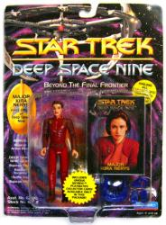 Star Trek Deep Space Nine: Major Kira Nerys action figure (Playmates)