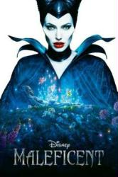 Maleficent movie poster (Disney) [Angelina Jolie] 24 X 36