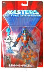 Masters of the Universe: Man-E-Faces action figure (Mattel/2003) MOTU