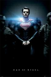Man of Steel movie poster [Henry Cavill as Superman] 24'' X 36''