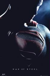 Man of Steel movie poster [Henry Cavill as Superman] Advance 24 X 36