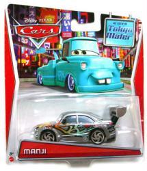 Cars [Tokyo Mater] Manji die-cast vehicle (Mattel/2013) Disney/Pixar
