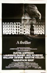 Marathon Man movie poster [Dustin Hoffman] 27x41 original 1976