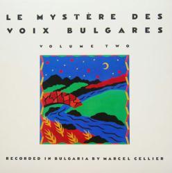 Marcel Cellier poster: Le Mystere Des Voix Bulgares Vol Two album flat