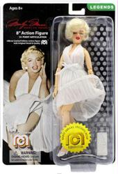 Marilyn Monroe classic 8 inch action figure (MEGO/2018)