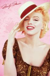Marilyn Monroe poster: Hat (24'' X 36'') New