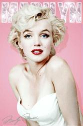Marilyn Monroe poster: Diamond (24'' x 36'') New