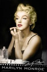 Marilyn Monroe poster: Lipstick (24'' X 36'') New