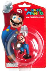 Super Mario Mini Figure Collection: Mario jumping figure (Goldie/2012)