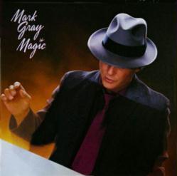 Mark Gray poster: Magic vintage LP/Album flat