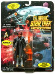 Classic Star Trek Movie Series: Martia action figure (Playmates/1995)