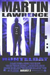 Martin Lawrence Live: Runteldat movie poster (27x40 original)
