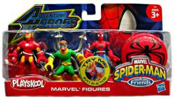 Spider-Man & Friends Adventure Heroes: Iron Man, Doc Ock, Spider-Man