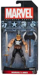 Marvel Infinite Series: Marvel's Ares action figure (Hasbro/2014)