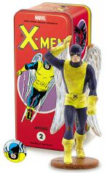 Classic Marvel Characters Series: X-Men #2 Angel statue with tin box