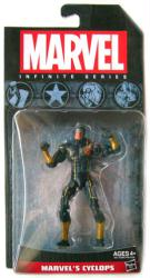 Marvel Infinite Series: Marvel's Cyclops action figure (Hasbro/2014)