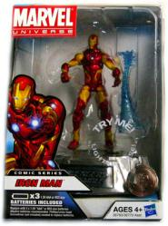 Marvel Universe: Comic Series Iron Man figure (Hasbro) Avengers