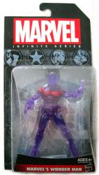 Marvel Infinite Series: Marvel's Wonder Man action figure (Hasbro)