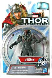 Thor The Dark World: Marvel's Kurse action figure (Hasbro/2013)