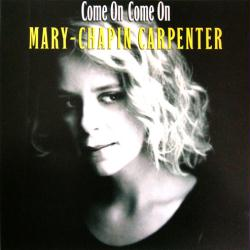 Mary Chapin Carpenter poster: Come On Come On vintage LP/album flat