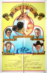 Matilda movie poster (1978) [Elliott Gould, Robert Mitchum] 27x41