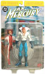 DC Direct: Max Mercury action figure (DC Direct/2000)