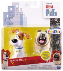 The Secret Life of Pets: Max & Mel figures (Spin Master)