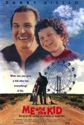 Me and the Kid movie poster [Danny Aiello] video version