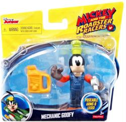 Mickey and the Roadster Racers: Mechanic Goofy figure (Disney)