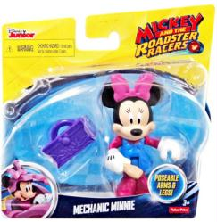 Mickey and the Roadster Racers: Mechanic Minnie figure (Disney)