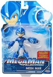 Mega Man Fully-Charged: Mega Man action figure (Jakks Pacific)