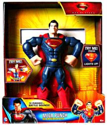 Man of Steel: 10'' Mega Punch Superman action figure (Mattel/2013)