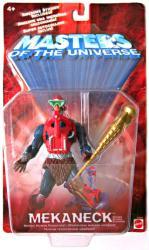 Masters of the Universe: Mekaneck action figure (Mattel/2002) MOTU