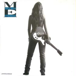 Melissa Etheridge poster: Never Enough vintage LP/Album flat