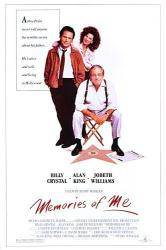 Memories of Me movie poster [Billy Crystal, JoBeth Williams] 27x41