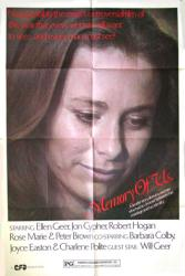 Memory Of Us movie poster (1974) [Ellen Geer] 27x41 original one-sheet
