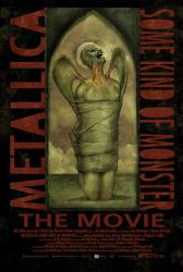 Metallica: Some Kind of Monster movie poster (documentary)