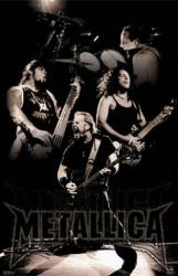 Metallica poster: Live Collage (24x36) Heavy Metal