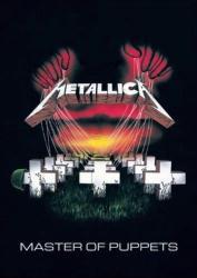 Metallica poster: Master of Puppets (24x36) album cover art