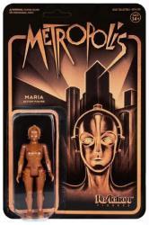 Metropolis: Maria ReAction action figure (Super7)