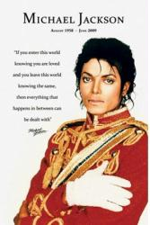 Michael Jackson poster: Military Jacket (16x20)