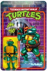 Teenage Mutant Ninja Turtles: Michelangelo ReAction figure (Super7)