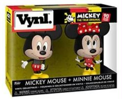 Mickey Mouse + Minnie Mouse Vynl figures set (Funko) Disney