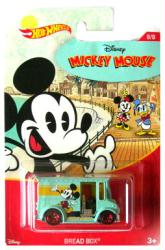 Hot Wheels: Mickey Mouse Bread Box 1:64 die-cast vehicle