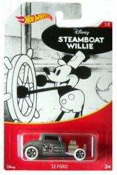 Hot Wheels: Mickey Mouse Steamboat Willie '32 Ford 1:64 die-cast