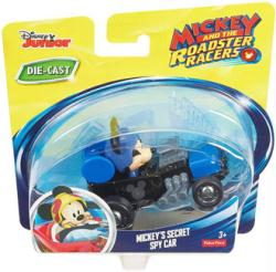 Mickey and the Roadster Racers: Mickey's Secret Spy Car die-cast