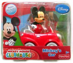Mickey Mouse Clubhouse: Mickey's Car (Disney) Mickey Mouse