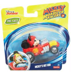 Mickey and the Roadster Racers: Mickey's Hot Rod die-cast (Disney)